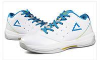 Баскетбольные кроссовки Peak white-blue