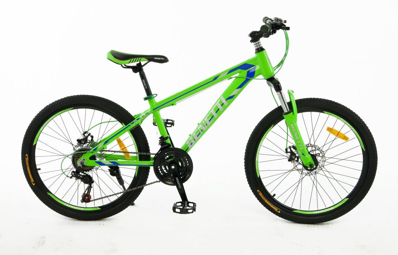 """Велосипед Benetti Vivo 24"""" 2017"""