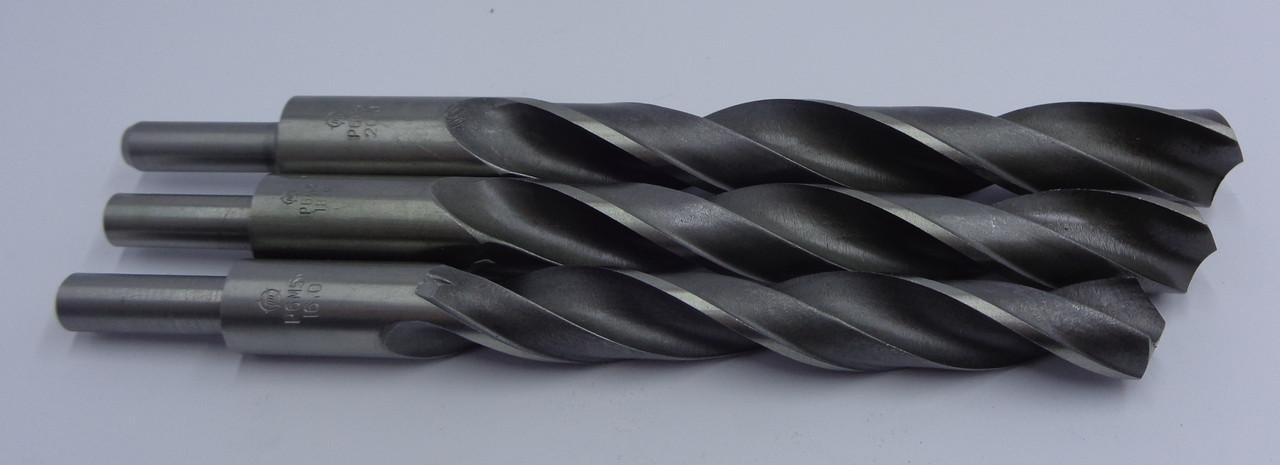 Свердло по металу туламаш ц/х Ø 9,5 мм Р6М5