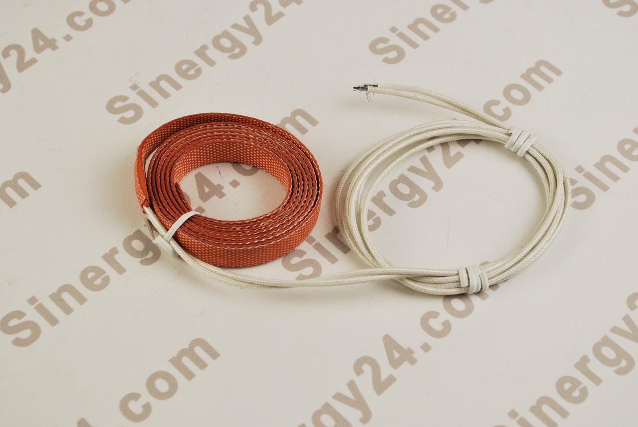 Гибкая греющая пластина 150Вт, 12В, (1200x12мм),  без терморегулятора