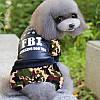 """Комбинезон  для собаки """"FBI"""", куртка  для собаки. Одежда для собак, фото 2"""