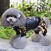 """Комбинезон  для собаки """"FBI"""", куртка  для собаки. Одежда для собак, фото 3"""
