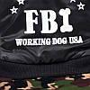 """Комбинезон  для собаки """"FBI"""", куртка  для собаки. Одежда для собак, фото 8"""
