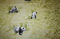 Панды (100% хлопок)