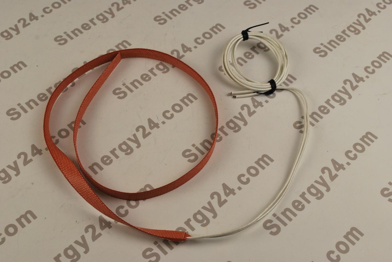 Гибкая греющая пластина 100Вт, 12В, (12*800мм), без терморегулятора