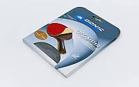 Накладка на теннисную ракетку DONIC (2шт) МТ-752579 (резина, губка) Распродажа!