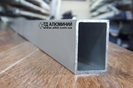 Алюминиевая труба 30х20 х1.5 / анод