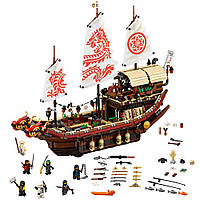 Лего Ниндзяго Летающий корабль мастера LEGO Ninjago Movie Destiny's Bounty