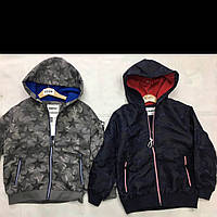 Подростковые весенние  куртки для мальчиков оптом  BUDDI BOY