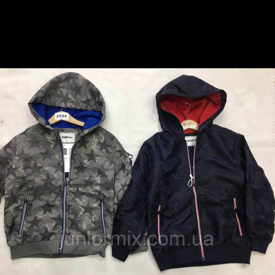 Купить Подростковые весенние куртки для мальчиков оптом BUDDI BOY в ... c8df35eee66