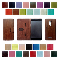 Чехол для Huawei Ascend G610-U20  (чехол - книжка под модель телефона, крепление: клейкая основа)