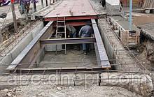 Автомобільні ваги ремонт фундаментів