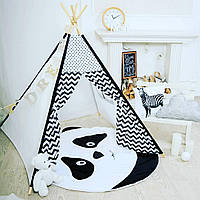 Вигвам детский шалаш Панда