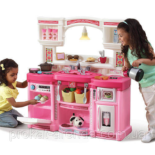 """Детская игровая кухня """" Проснись и пой""""  step 2"""