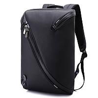 Рюкзак для ноутбука с USB портом водонепроницаемый