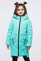 Плащ, куртка, пальто для девочки Жаклин,