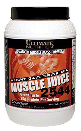 Гейнер Ultimate Nutrition Muscle Juice 2544 2,25 kg