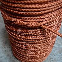 Веревка плетеная кордовая Ø 8 ММ Х 100 М (шнур капроновый анидный)