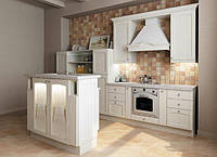 кухня белый дуб фото 1