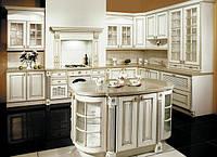 элитная кухня белый дуб фото 2