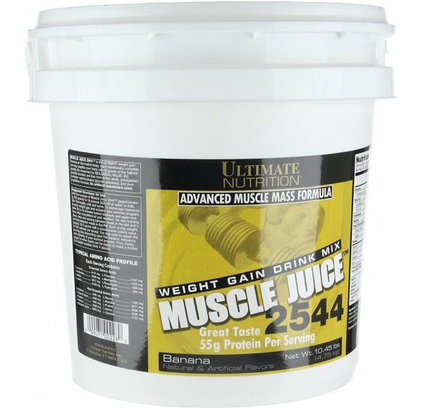 Гейнер Ultimate Nutrition Muscle Juice 2544 4,75 kg