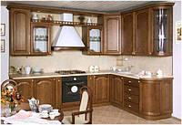 кухни с фасадами из дуба фото 8