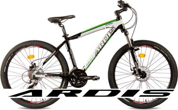 """Горный велосипед ARDIS SUMMIT MTB 26"""" 17""""  Зеленый/Белый/Черный"""