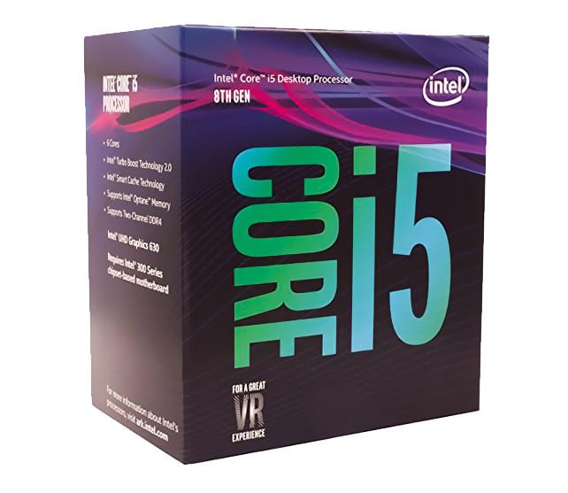 Процессор Intel Core i5 (LGA1151) i5-8400, Box