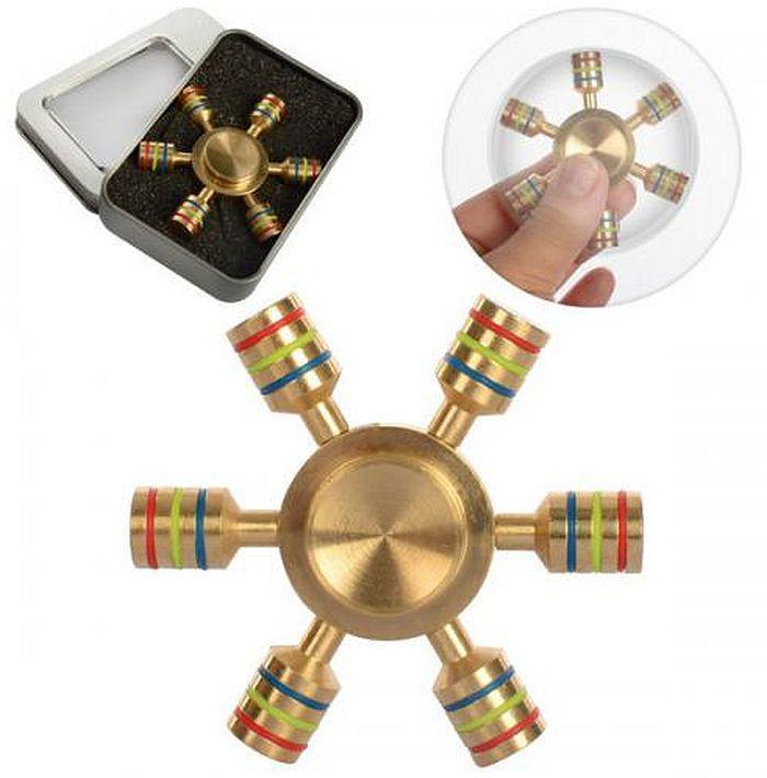 Spinner спиннер антистрес метал Mk1553