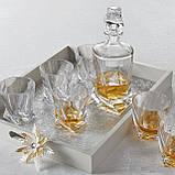 Bohemia Quadro Набор для виски 7 предметов  (99999 99A44 480), фото 3