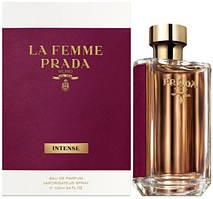 Женские духи, оригинал Prada  La Femme Intense  100ml (tester)