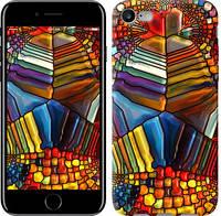 """Чехол Разноцветный витраж """"3343c-336-9602"""" Для Apple, Samsung, Nokia, HTC, Sony, Lenovo, Xiaomi, Meizu и др."""