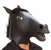 Маска чорного Коня