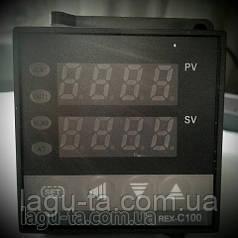 Регулятор температуры REX -100C выход- твердотельное реле