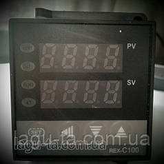 Регулятор температуры REX-100 релейный выход