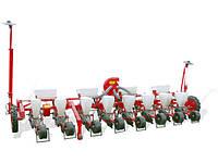 Пневматические сеялки УПС-8 предназначены для пунктирного высеивания калиброванных и некалиброванных семян кукурузы, подсолнечника, клещевины