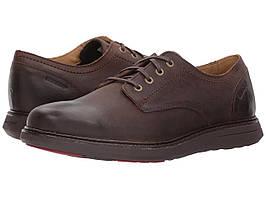 Кроссовки/Кеды (Оригинал) Sebago Smyth Plain Toe Dark Brown Leather