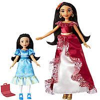 Disney Принцессы диснея Набор кукол принцессы Елены и её младшей сестры Изабель Elena of Avalor & Princess, фото 1