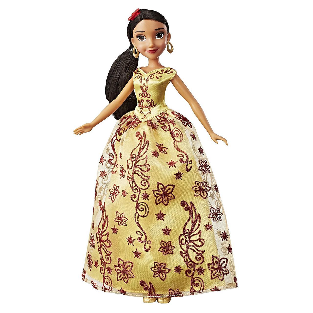 Disney Принцессы диснея Рождественское платье Елены Авалор Elena of Avalor Navidad Gown