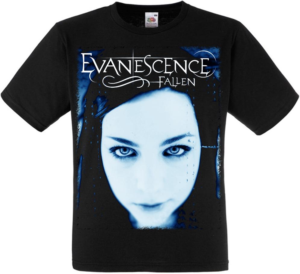 """Футболка Evanescence """"Fallen"""""""