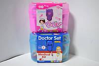 Детский набор доктора  в чемоданчике