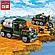 """Конструктор 1706 """"Военный перехват"""" от компании Brick, 223 деталей, фото 9"""