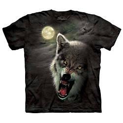 Футболка Злой Волк М