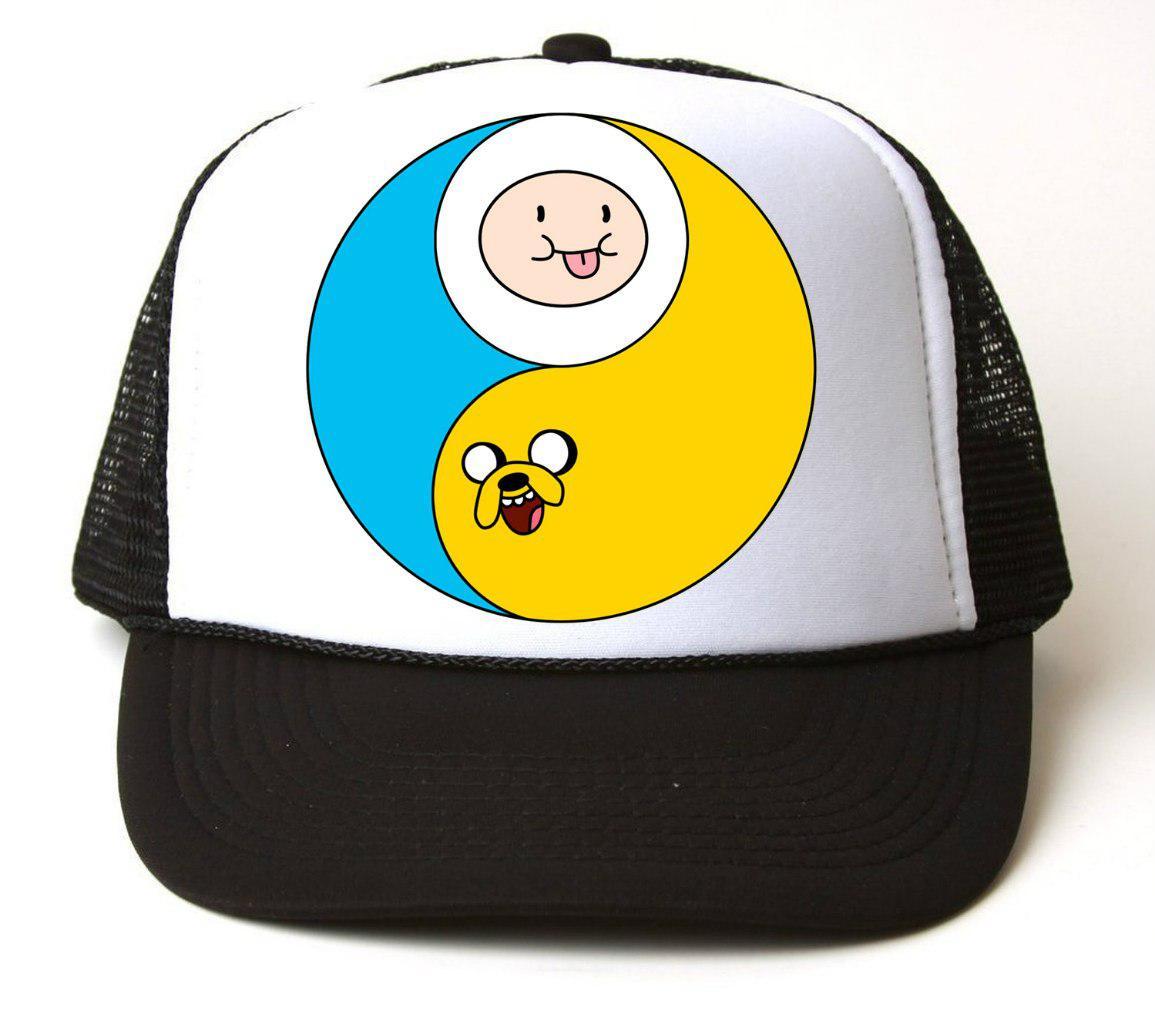 Кепка-тракер Adventure Time (Час Пригод)