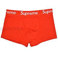 78c2877b1626 Мужские трусы Supreme, материал хлопок, разные цвета и размеры в наличии!  Красный