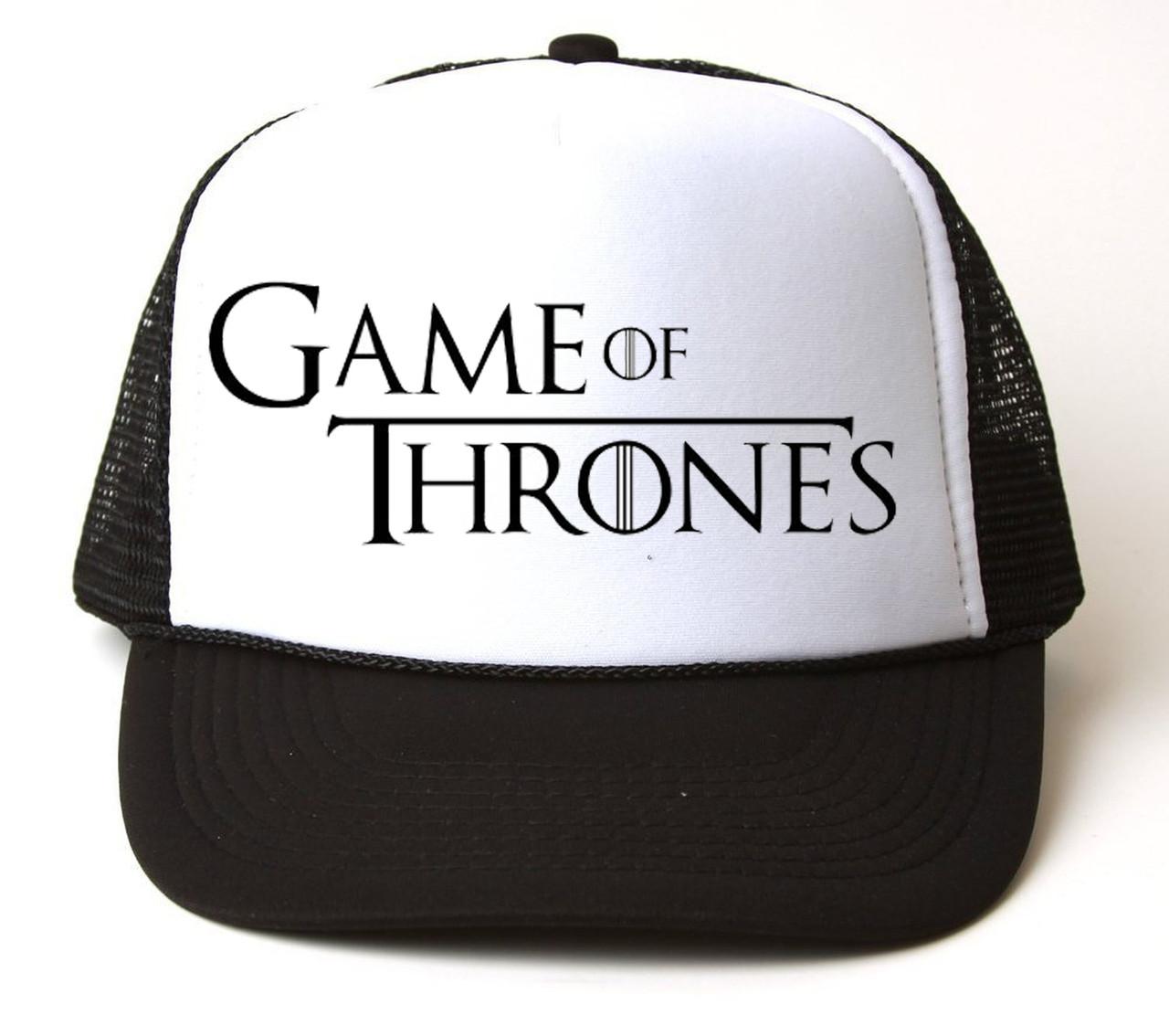 Кепка-тракер Game Of Thrones