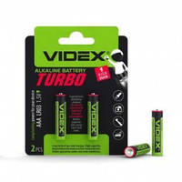 Батарейка Videx Turbo Alkaline LR03 (AАА), щелочная