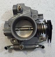 Патрубок дроссельный ВАЗ 2110-12, Калина (пр-во ДААЗ)