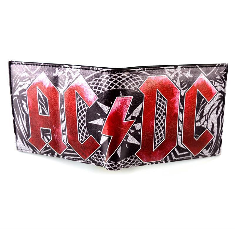 Кошелёк AC/DC (logo 2)