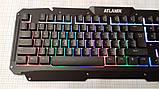 Клавиатура с подсветкой М500-S, фото 4